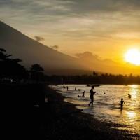 Sunset on Amed Beach thumbnail