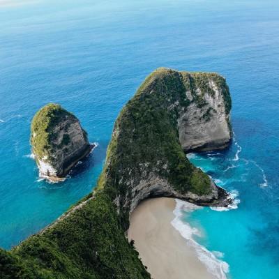 Pantai Kelingking Beach, T-Rex in Nusa Penida thumbnail