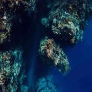 Top of the Canyon Wall in Tulamben thumbnail