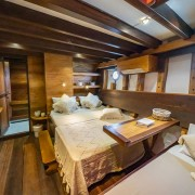 Spacious and Ideally designed cabins thumbnail