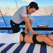 Massage available onboard thumbnail