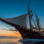 Sailing-cruise-at-sunset-with-Dive-Concepts thumbnail