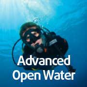 Advanced Open Water in Bali