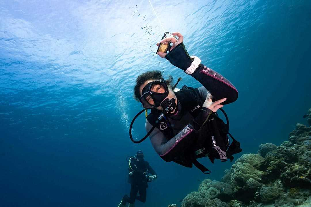 Start your Dive Master Course in Tulamben