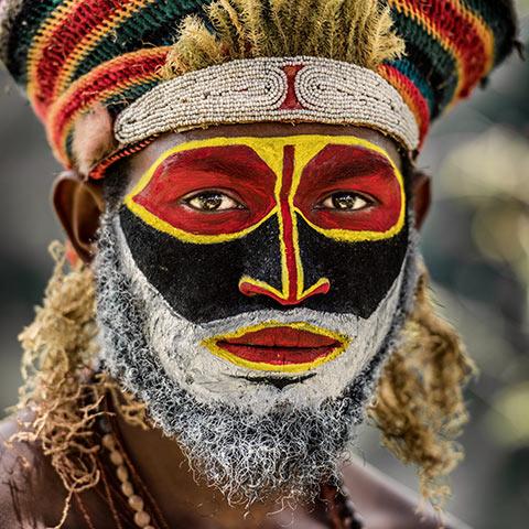 Colorful Papua