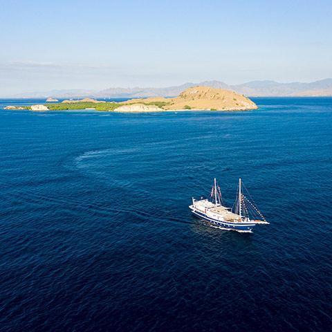 Cruise Liveaboard Komodo