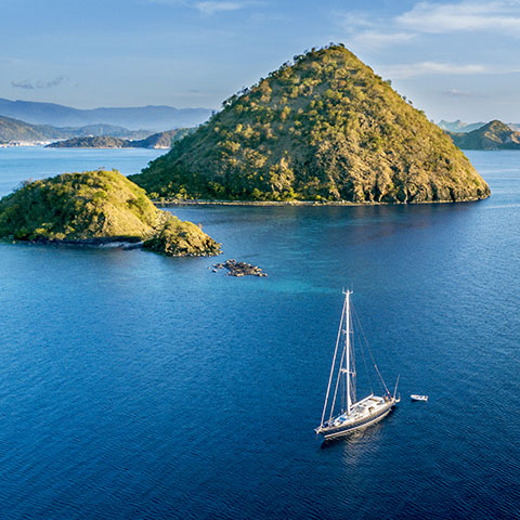 Labuan Bajo Dive Liveaboard & Snorkeling Cruise departure point