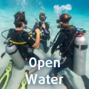 Open Water in Bali