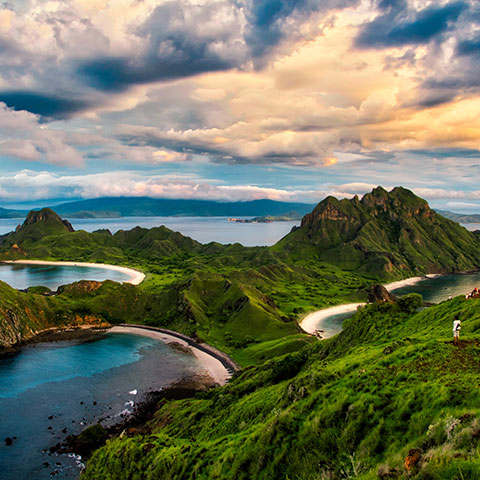 Padar Island View Point