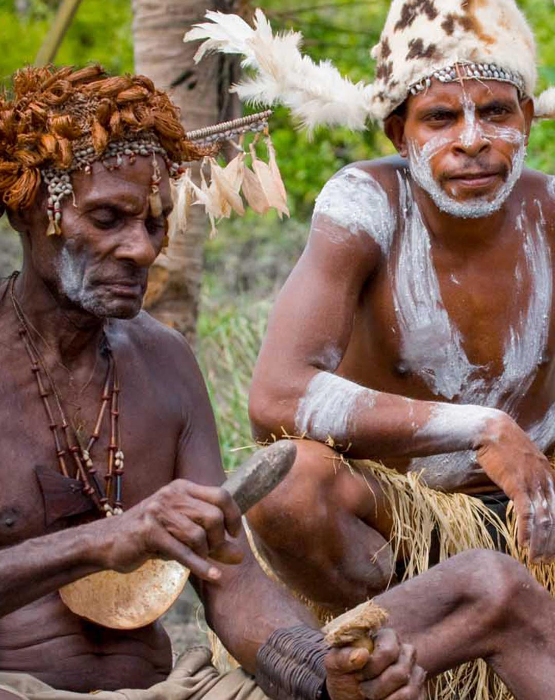 Papua New Guinea Tribes