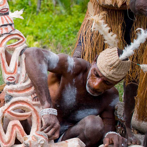 Papuan Tribes