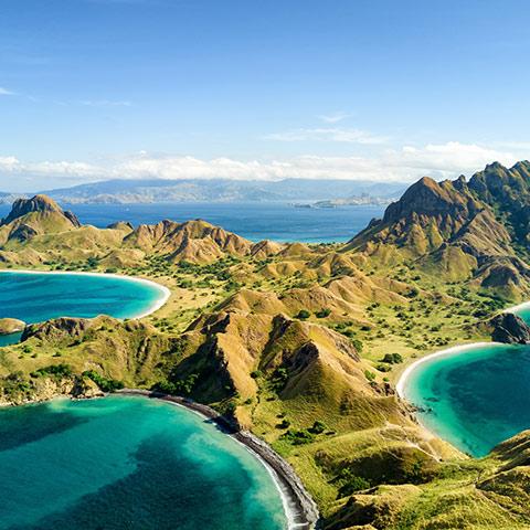 Pulau Padar Komodo Best Landscape