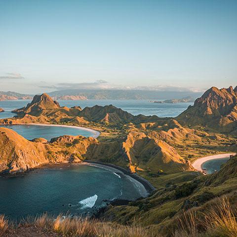 Pulau Padar View Point