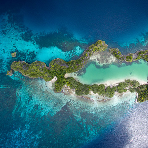 Raja Ampat Impressive Landscapes and Snorkeling