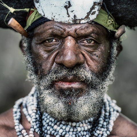 The Indigenous of Papua New Guinea
