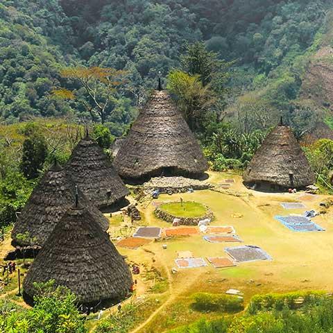 Wae Rebo Authentic Village