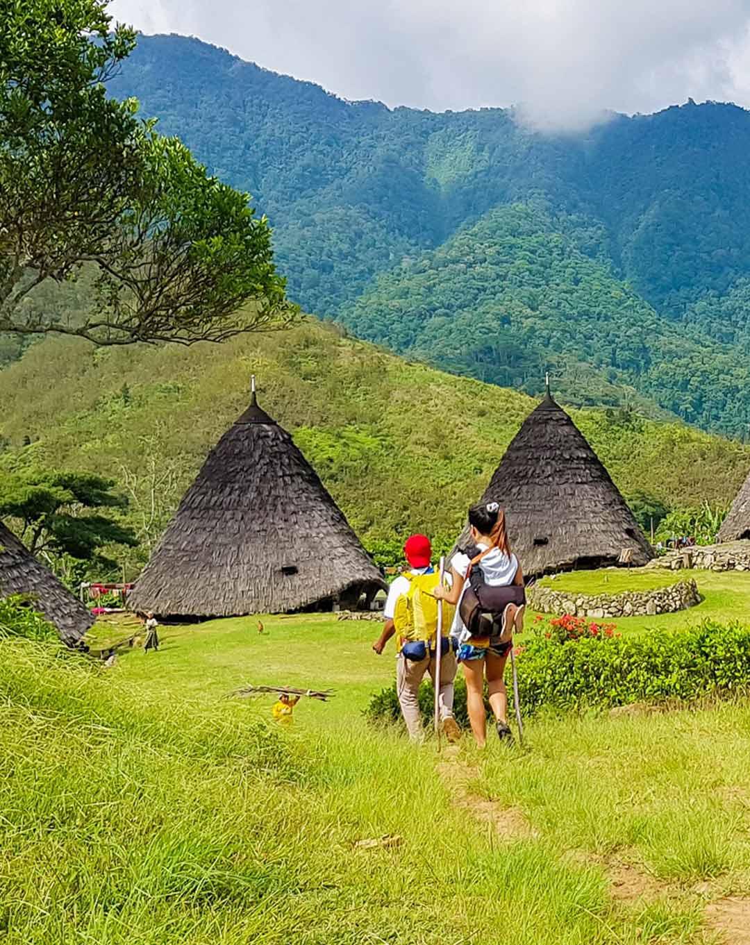 Wae Rebo Village Flores